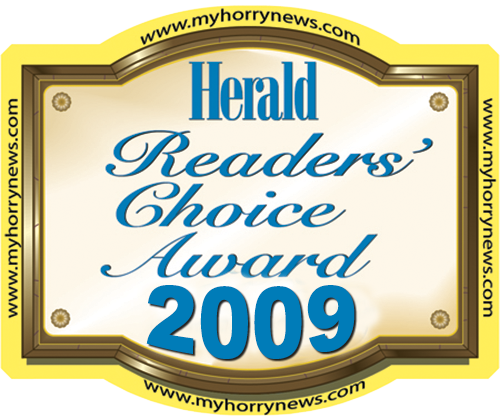 Readers Choice Award 2009