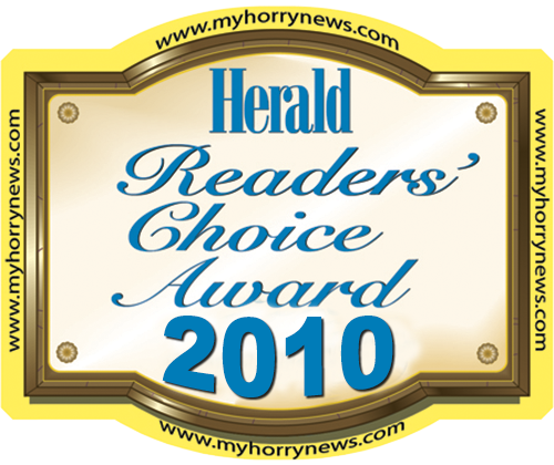 Readers Choice Award 2010