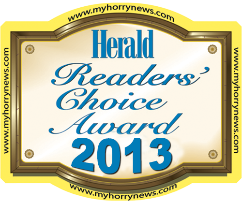 Readers Choice Award 2013