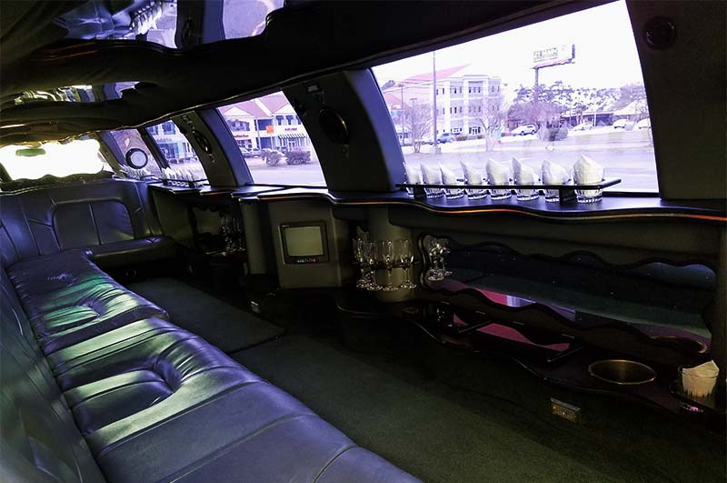 Super Stretch Expedition Interior