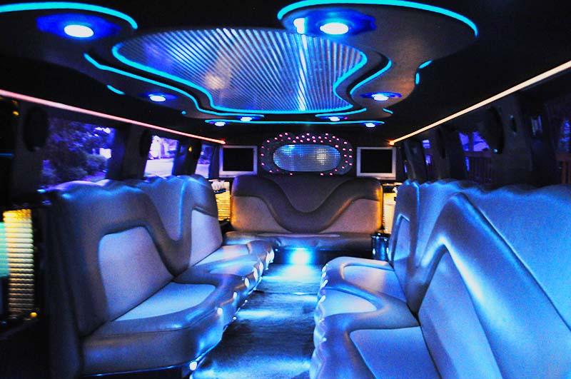 Celebrity limo service
