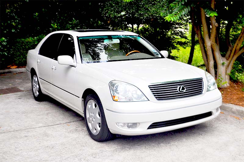 Executive Lexus LS430 Exterior
