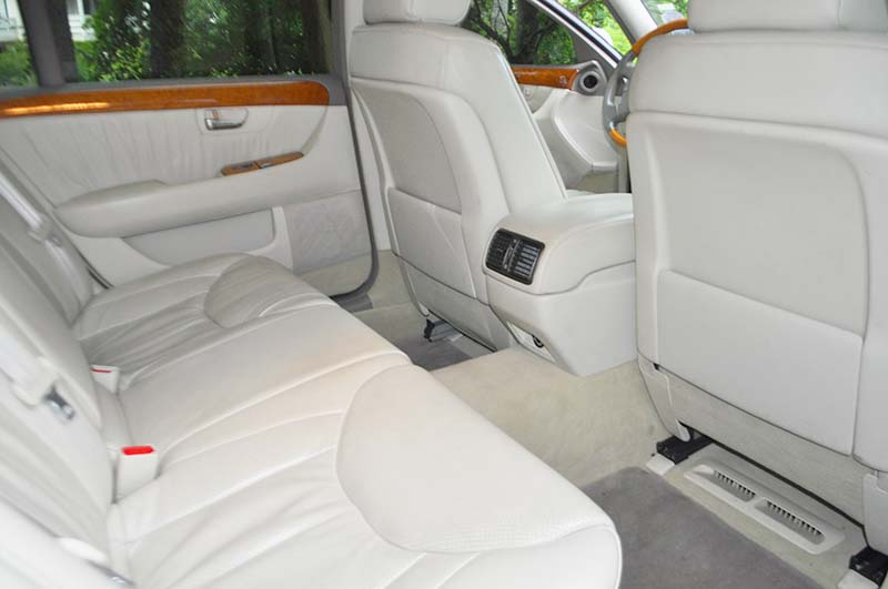 Executive Lexus LS430 Interior