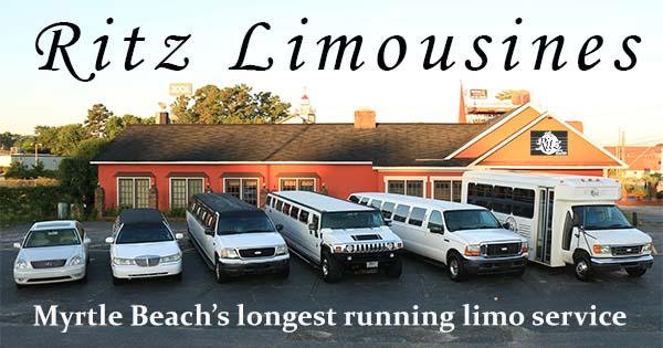 Ritz Limousines ::  Limo Service in Myrtle Beach - Myrtle